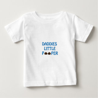 daddies little pooper infant T-Shirt