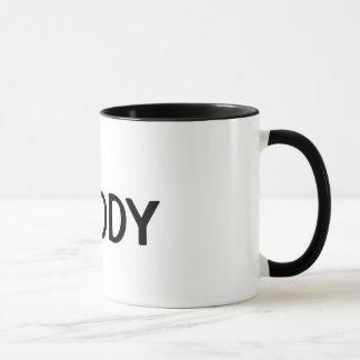 Daddy Black Bear Paw Mug