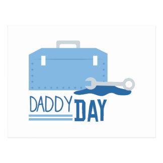 Daddy Day Postcard