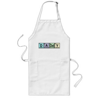 Daddy Elements Long Apron