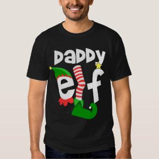 Daddy elf t shirts