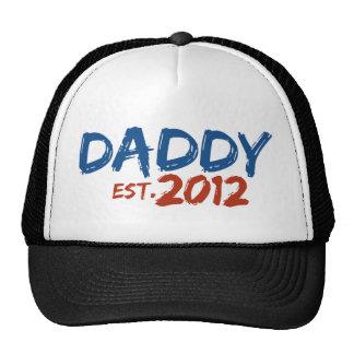 Daddy Est 2012 Mesh Hat