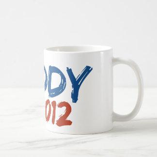 Daddy Est 2012 Coffee Mug
