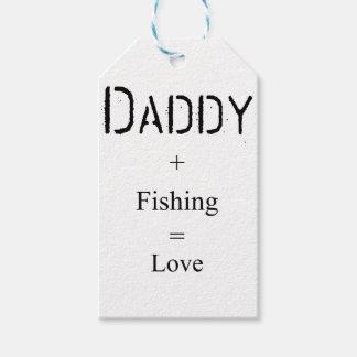Daddy + Fishing = Love