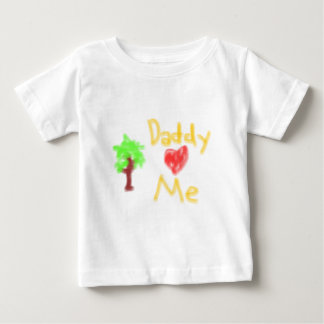 Daddy Heart Me T-shirts