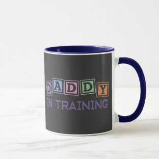 Daddy In Training Mug