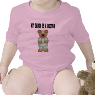 Daddy Is A Doctor Bodysuit