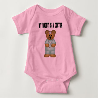 Daddy Is A Doctor T-shirts