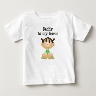 Daddy is My Hero T-shirts