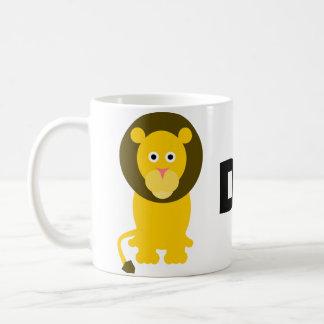 Daddy Lion Mug