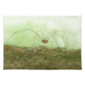 Daddy Long Legs Placemat