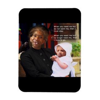 "Daddy McPhee 3""x4"" Photo Magnet"