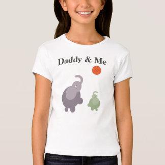 Daddy & Me Kids' American Apparel Organic T-Shirt