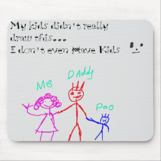 Daddy Mouse Pad