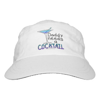 Daddy Needs a COCKTAIL Hat