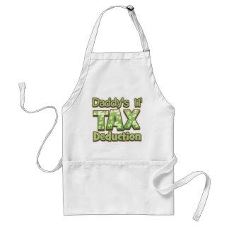 Daddy s Lil Tax Deduction Apron