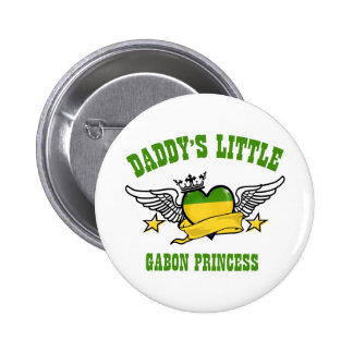Daddy s Little Gabonese Princess Buttons