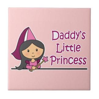 Daddy s Little Princess Ceramic Tiles