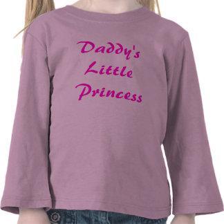 Daddy s Little Princess Tshirts