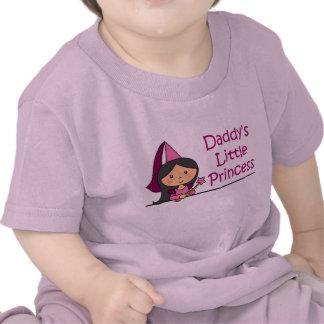 Daddy s Little Princess Tee Shirts