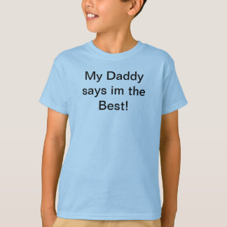 daddy says t shirts