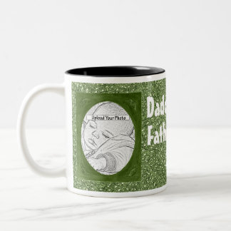 Daddy's 1st Father's Day Personalized Photo Mug
