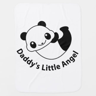 Daddys angel2 buggy blanket