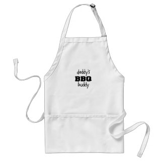 Daddy's BBQ Buddy Aprons