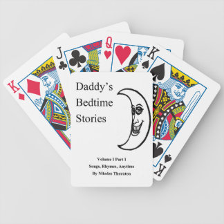 Daddys Bedtime Stories Amazon.com Kindle Ebooks Bicycle Playing Cards
