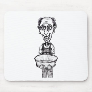Daddys Bedtime Stories - children teen young adult Mouse Pad