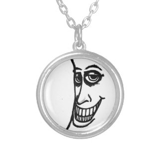 Daddys Bedtime Stories children teens young adult Silver Plated Necklace