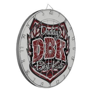Daddy's Best Dartscheibe Dartboard