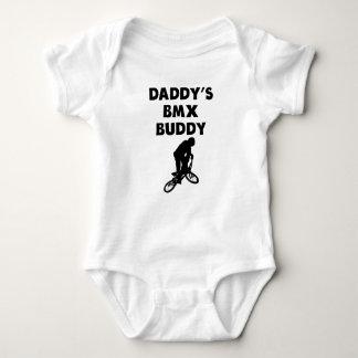 Daddy's BMX Buddy Baby Bodysuit