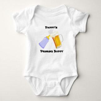 Daddy's buddy baby bodysuit
