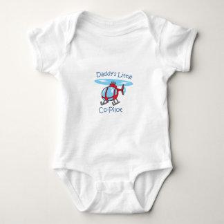 Daddys Co-Pilot Baby Bodysuit