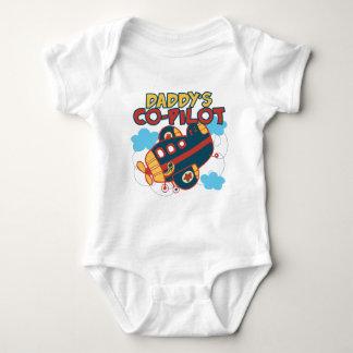 Daddy's Co-pilot T Shirt