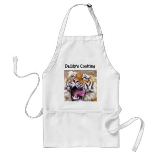 Daddy's Cooking_Apron Apron