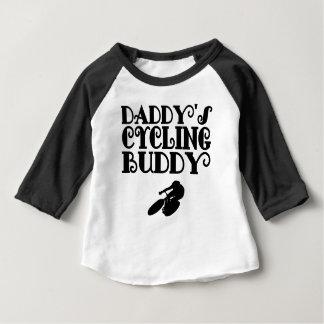Daddy's Cycling Buddy T Shirt