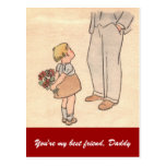 Daddy's Day Post Cards