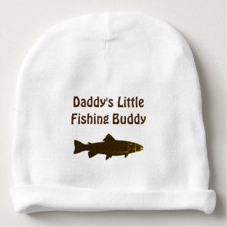 Daddy's Fishing Buddy Custom Baby Beanie