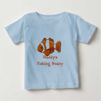 Daddy's Fishing Buddy Infant T-Shirt