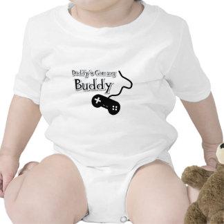 Daddy's Gaming Buddy Tshirt