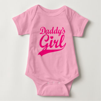 Daddy's Girl Baby Bodysuit