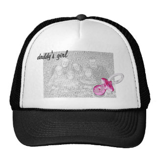Daddy's Girl -- Customizable Cap