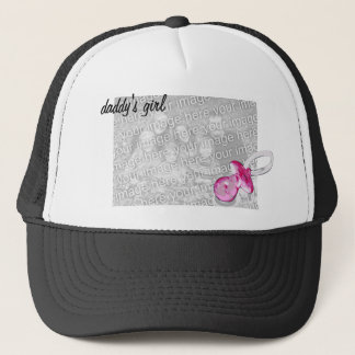 Daddy's Girl -- Customizable Trucker Hat