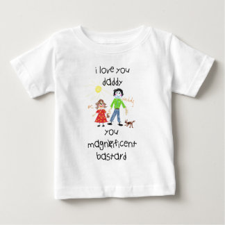 daddy's girl funny, rude illustration tees