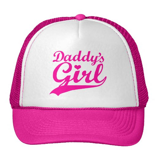 Daddy's Girl Hats