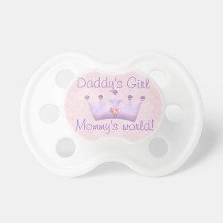 Daddy's Girl, Mommy's world! Dummy