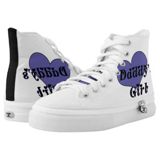 Daddy's Girl Shoes Hi Top