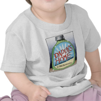 Daddy's Home Thinker Shirts